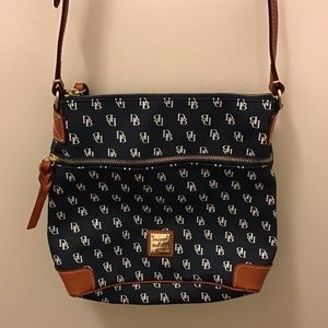 Dooney & Bourke Logo Crossbody Bag